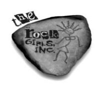 The Rock Girls Logo